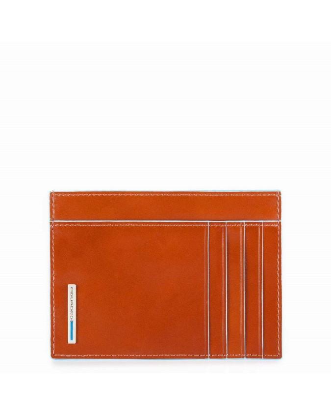 PIQUADRO - Porta carte di credito e...