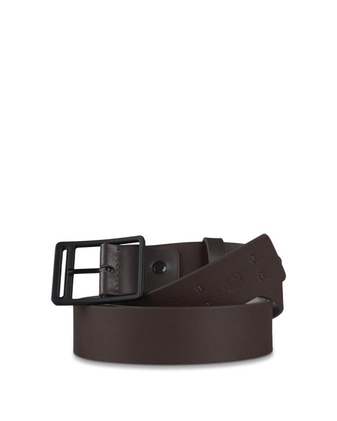 PIQUADRO - Cintura 35mm in pelle...