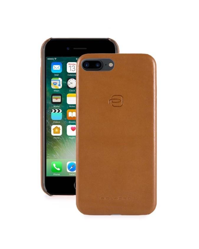 Piquadro - Cover pelle iPhone 7 Plus...