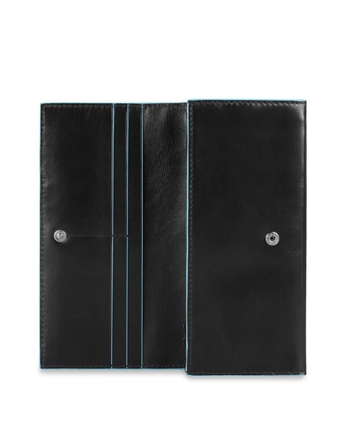 PIQUADRO - Portafoglio donna in pelle - Nero - PD3211B2/N