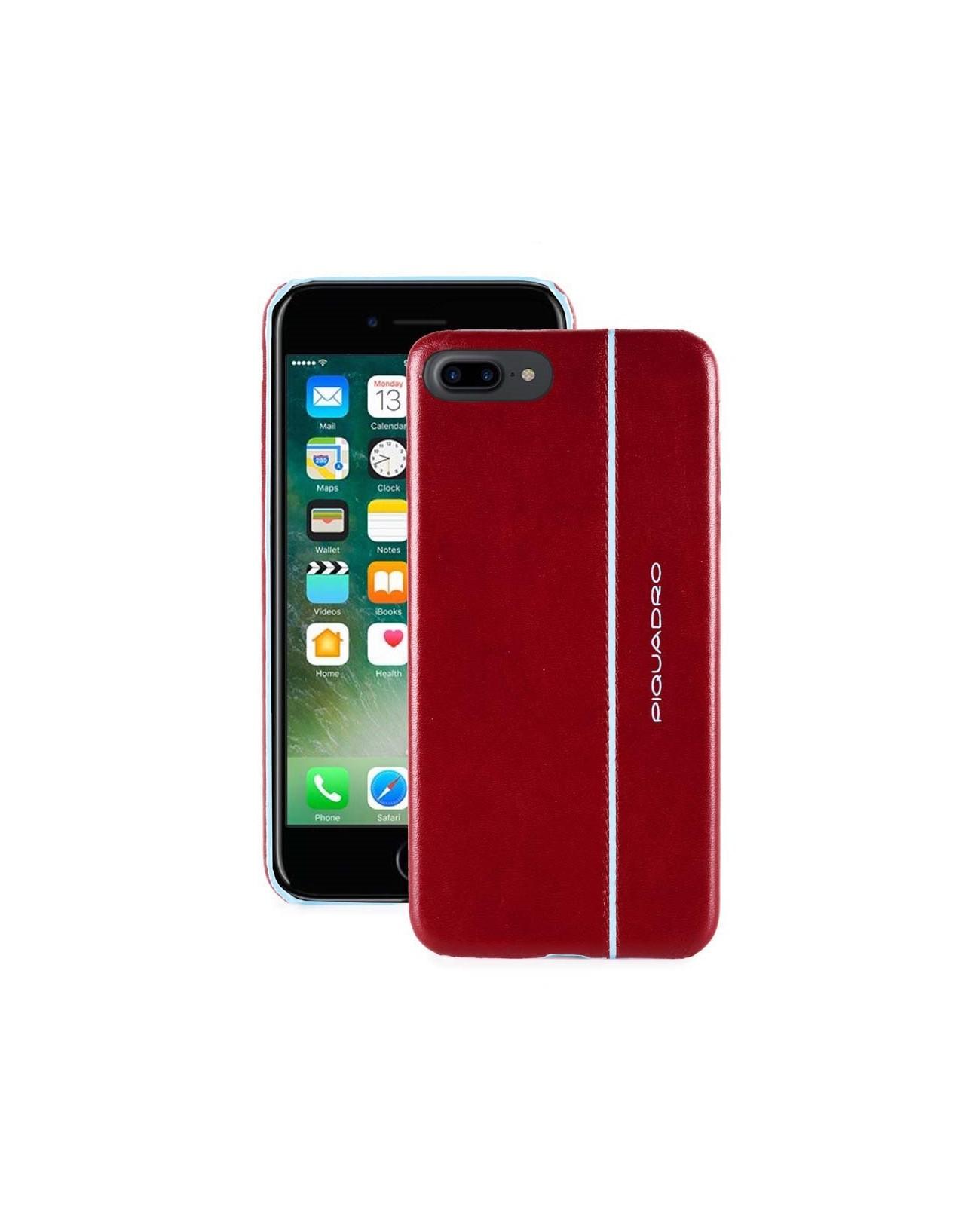 PIQUADRO - Cover iPhone ½7 Plus_iPhone ½8 Plus 5,5