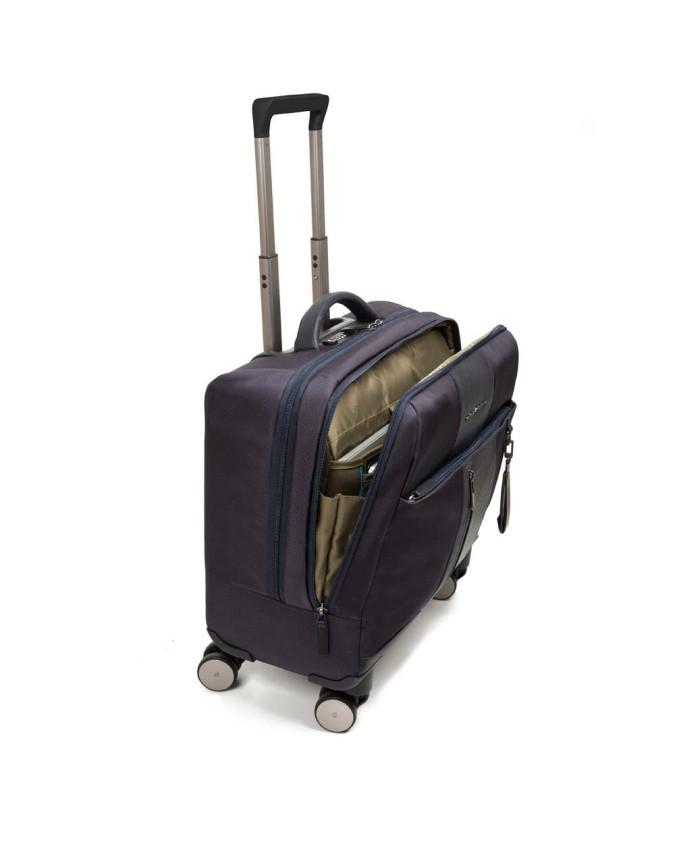 "PIQUADRO - Pilot case 4 ruote porta PC 15.6'', iPad®10,5""/9,7"""