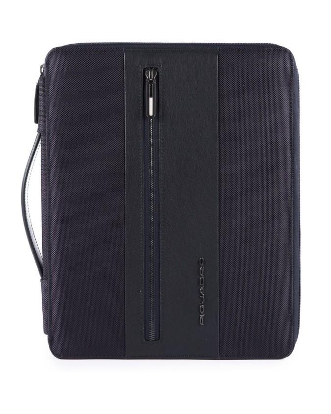 """PIQUADRO - Portablocco formato A4 porta iPad®10,5''/iPad 9,7"""" -"""