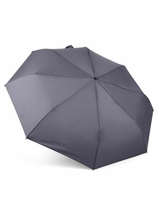 Piquadro - Ombrello ultra mini manuale sigaro in alluminio -