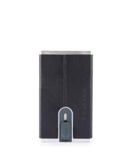 Piquadro - Compact wallet per banconote e carte di credito