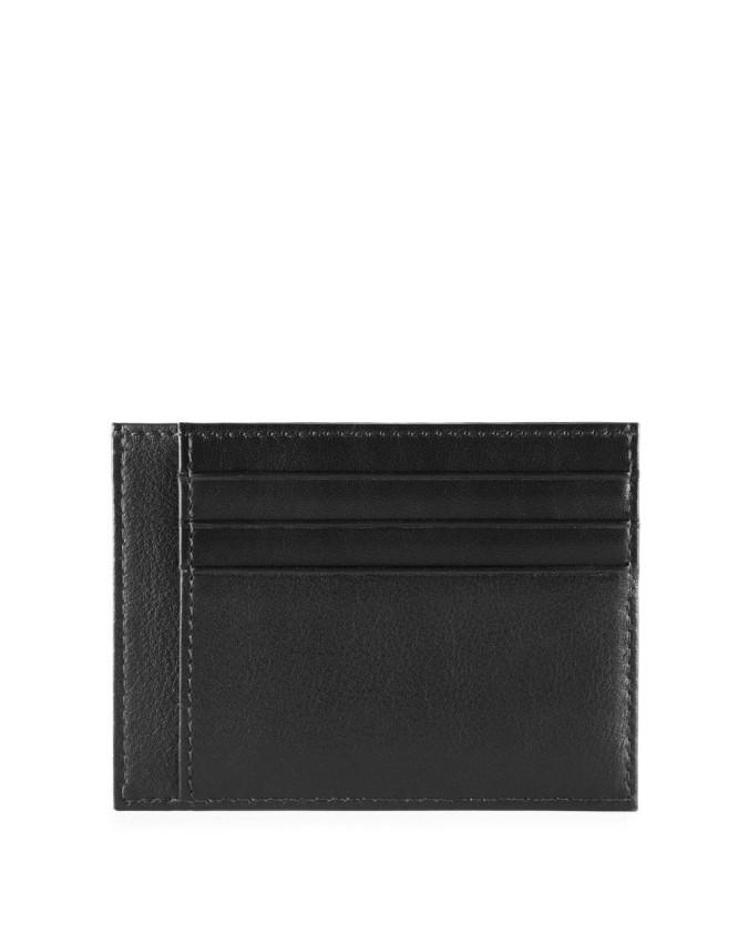 Piquadro - Bustina porta carte di credito tascabile con