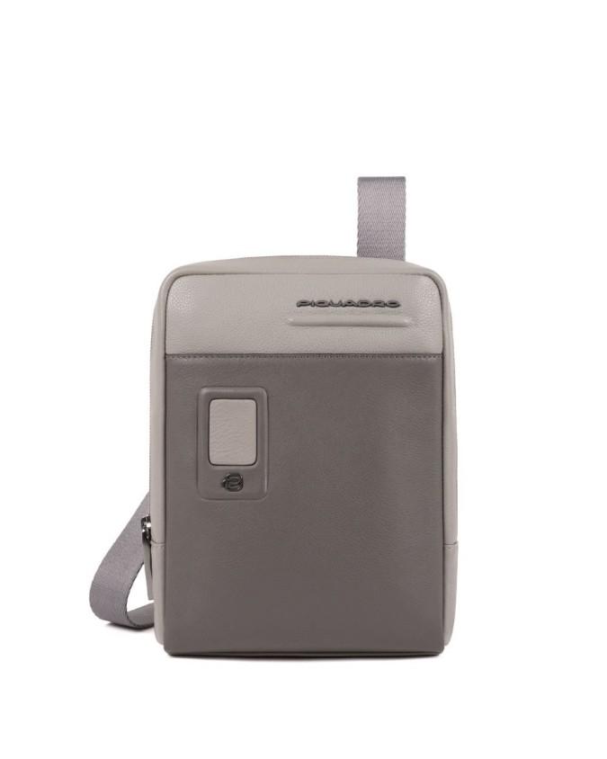 Piquadro - Borsello personalizzabile porta iPad®mini Akron -