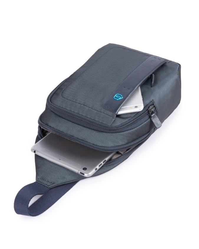 Piquadro - Monospalla porta iPad®mini...