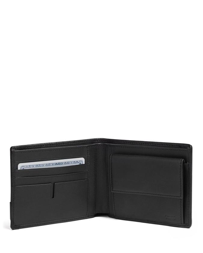 Tumi - Portafoglio pieghevole TUMI ID Lock™ con portamonete -
