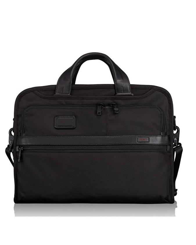 Tumi - Borsa compatta per laptop grandi - 026108