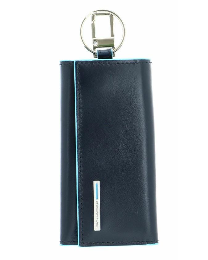 PIQUADRO - Portachiavi per porta blindata con moschettone - PC1397B2