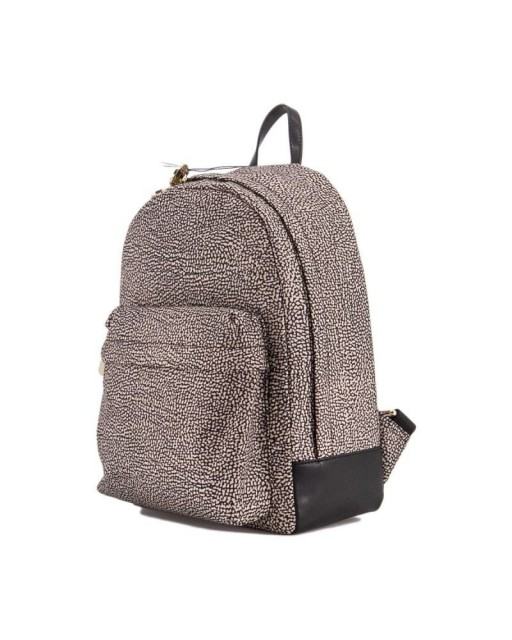 Borbonese - Zaino con tasca medium  - 934105I15