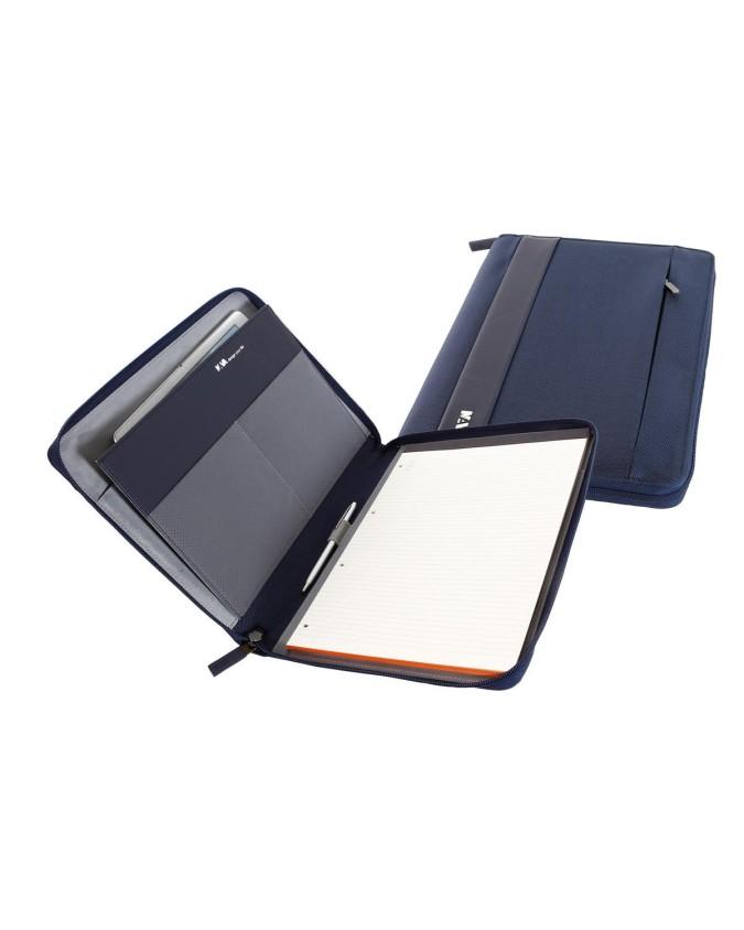 Nava Design - Portfolio Easy Plus con chiusura zip - EP875