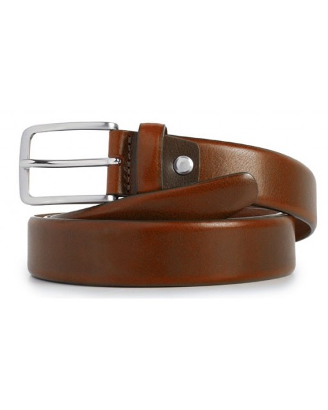 PIQUADRO - Cintura 30mm in pelle...