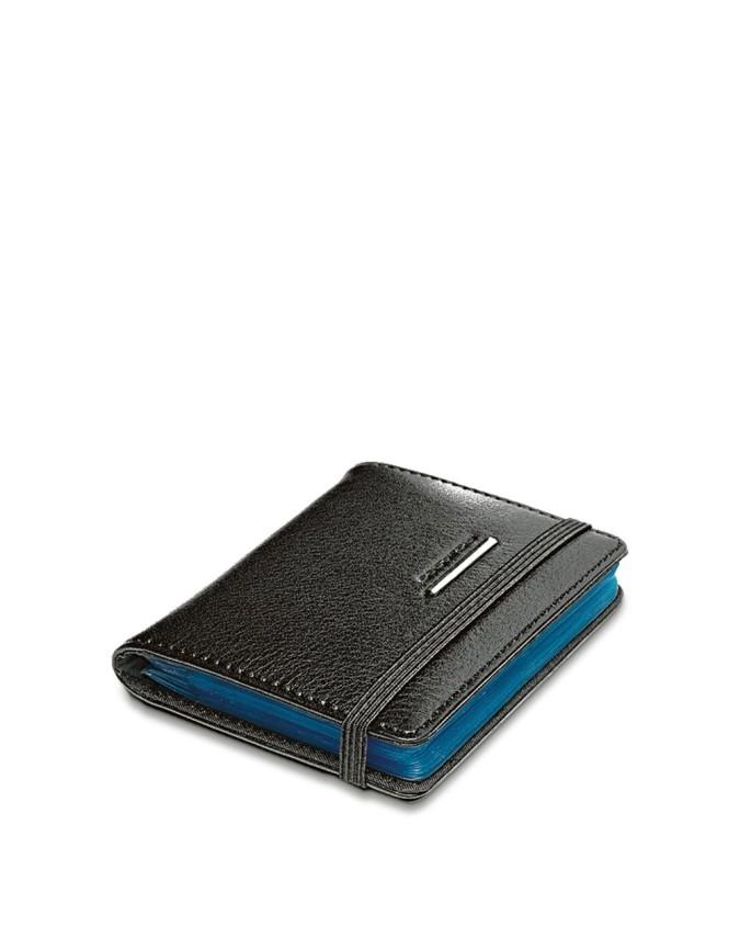 PIQUADRO - Porta carte di credito tascabile Modus - Nero - PP1395MO/N