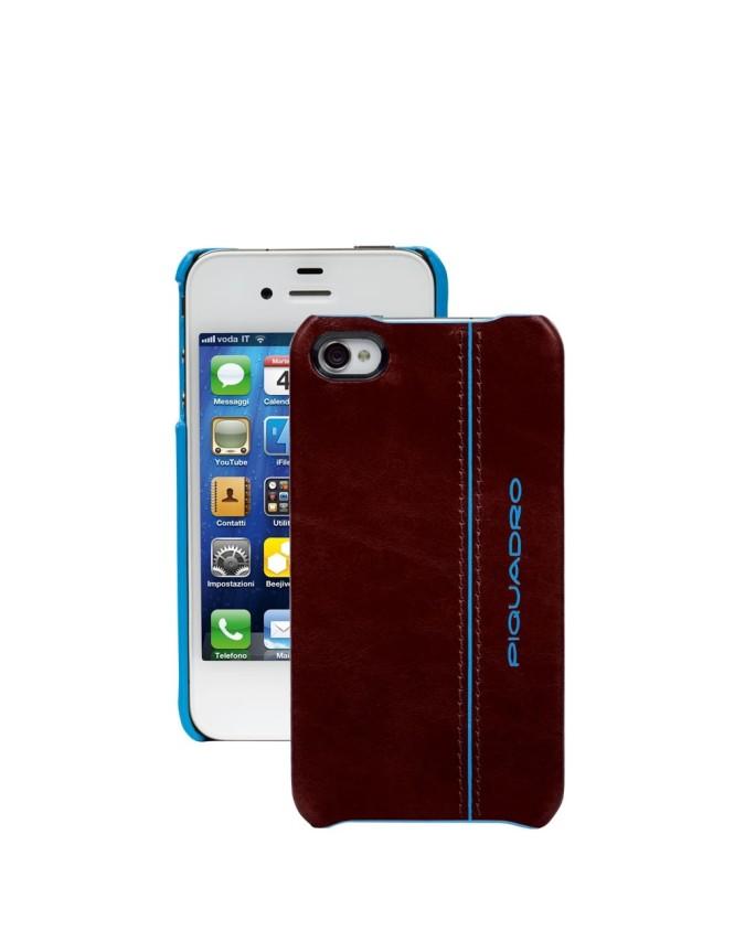 PIQUADRO - Guscio rigido per iPHONE4...