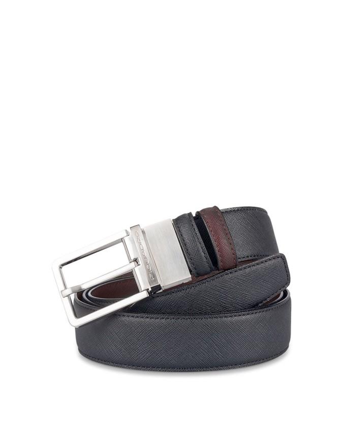 PIQUADRO - Cintura reverse con...