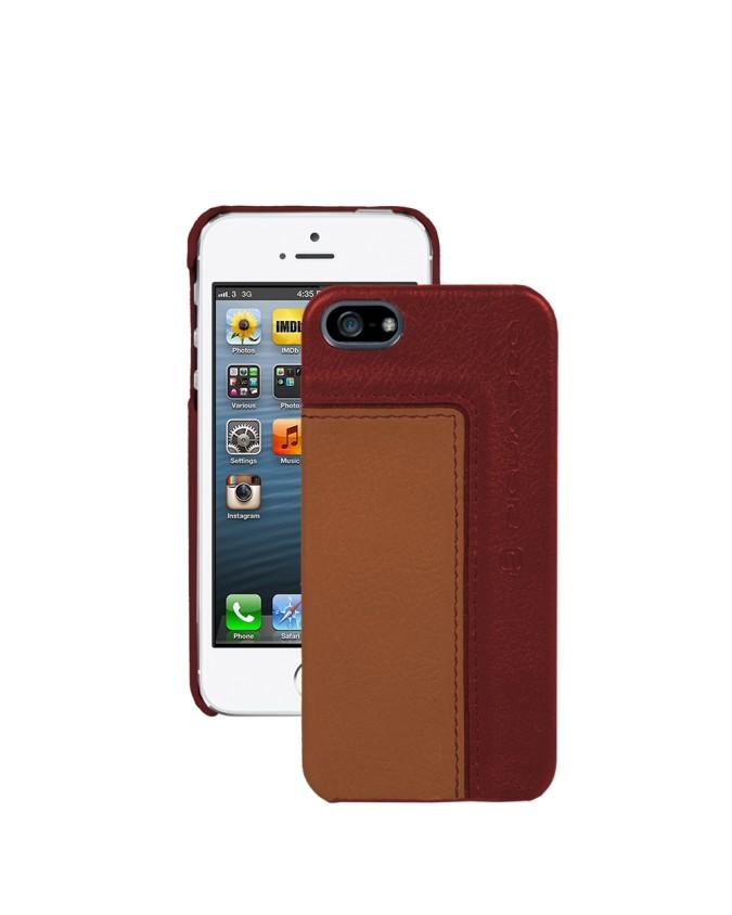 PIQUADRO - Custodia per iPhone 5 ® e...